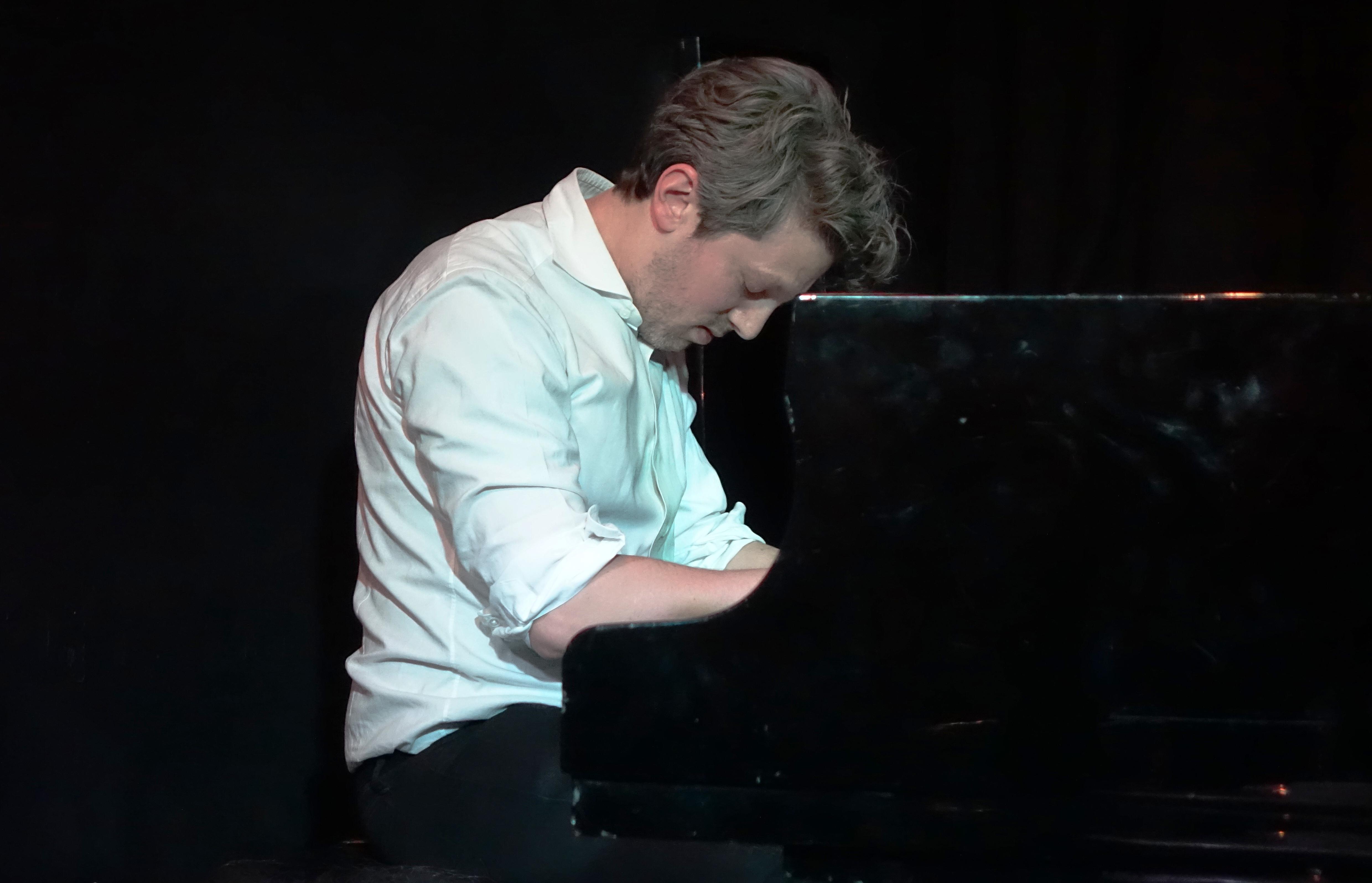 Corey Smythe at the Vortex, London in December 2017
