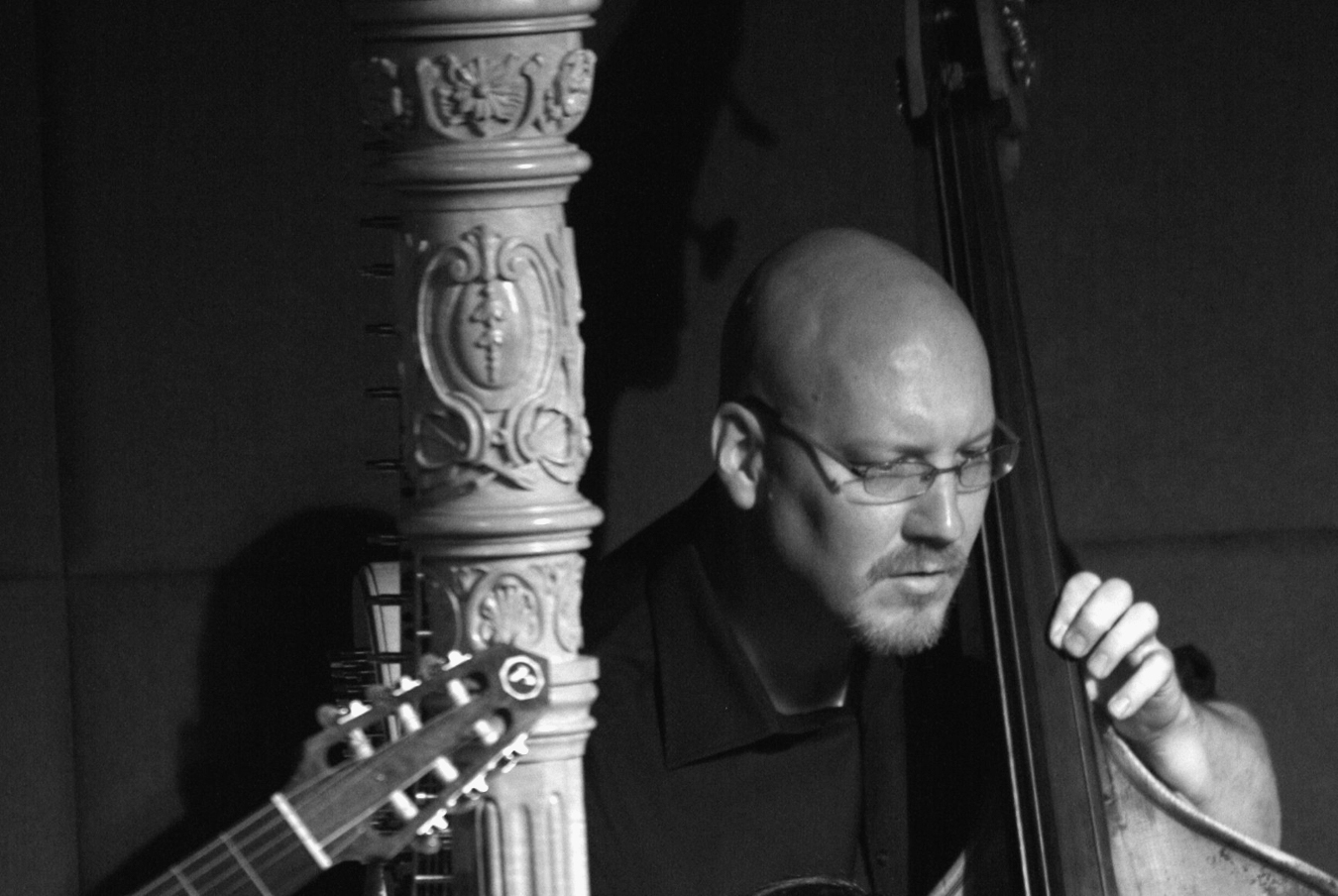 Scott Colley with Billy Childs Jazz-Chamber Ensemble at Jazz Standard New York April 2006