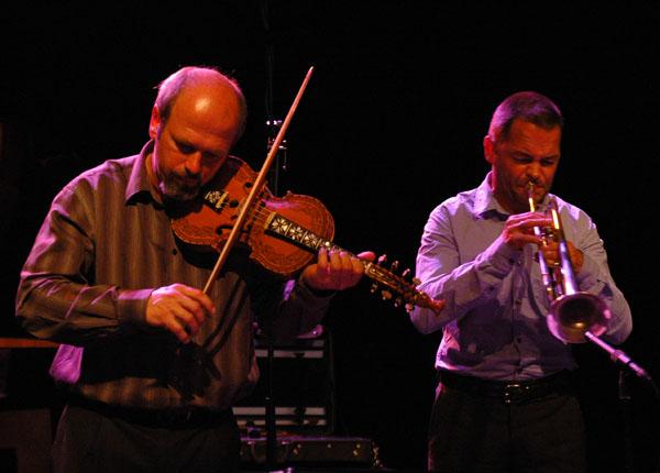 Nils Okland and Arve Henriksen Molde 2009