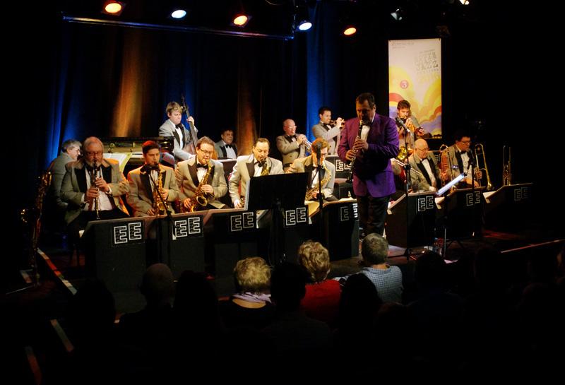 Echoes of Ellington Orchestra, South Coast Jazz Festival