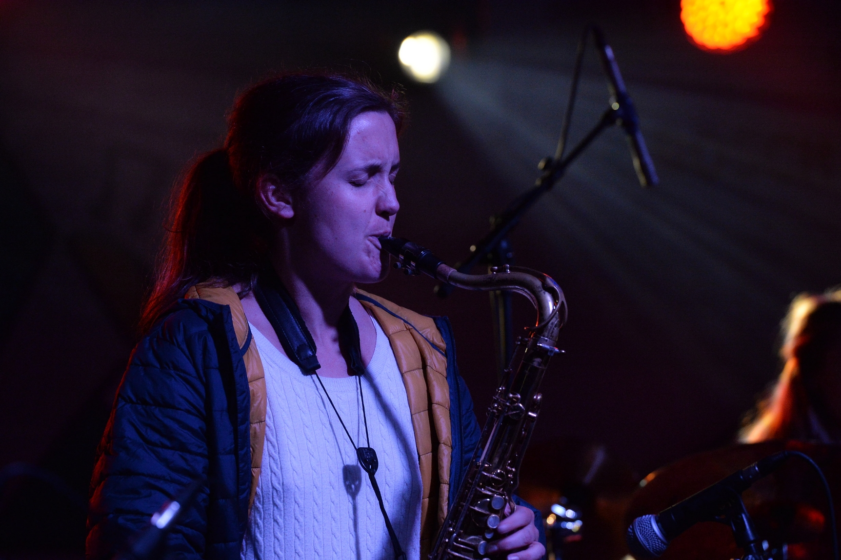 Marthe Lea Bugge  at Smida Jazz Festival 2017