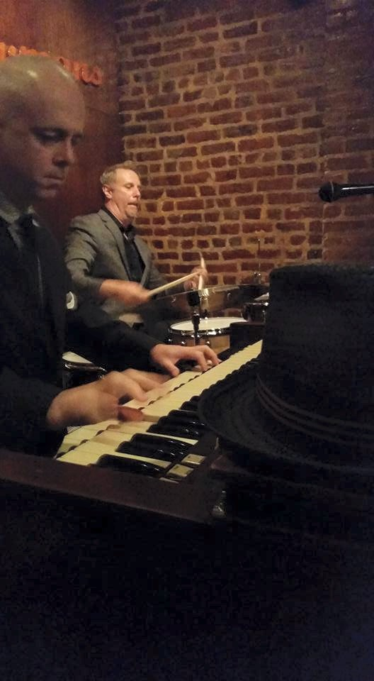 Paul Connors Organ Trio