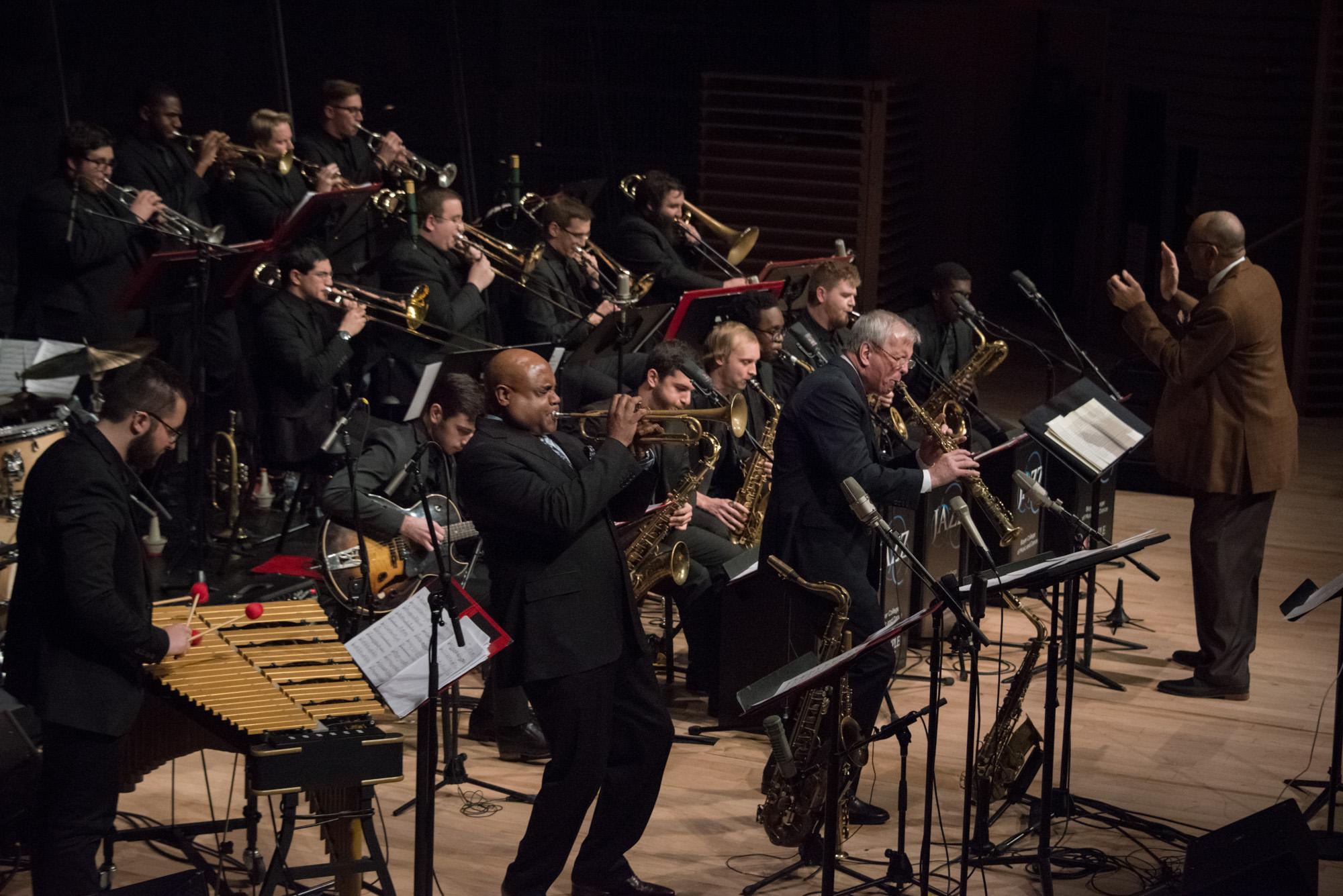 Temple University Jazz Band