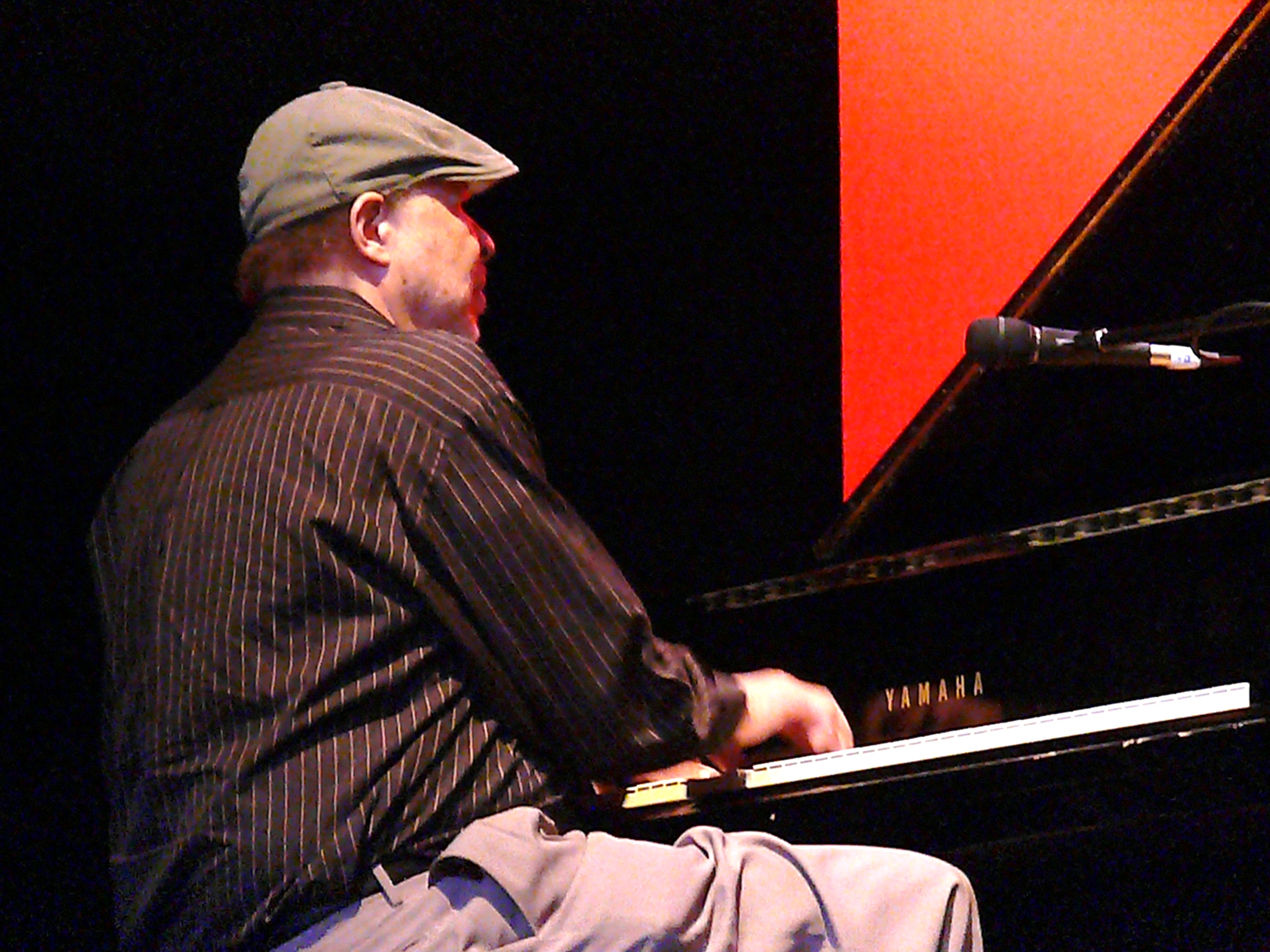 Dave Burrell at the 2010 Vision Festival in New York