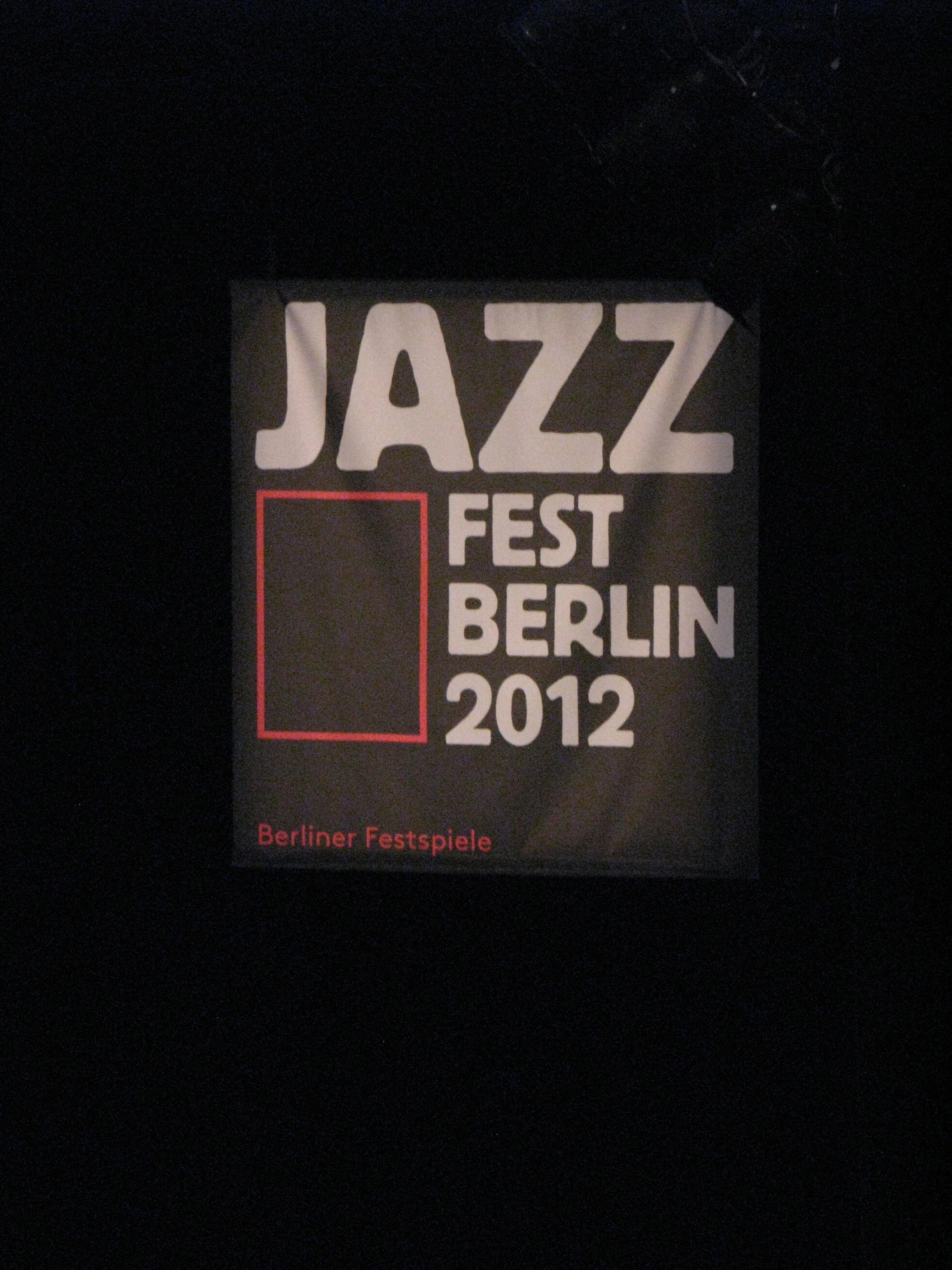 Berlin Jazzfest 2012