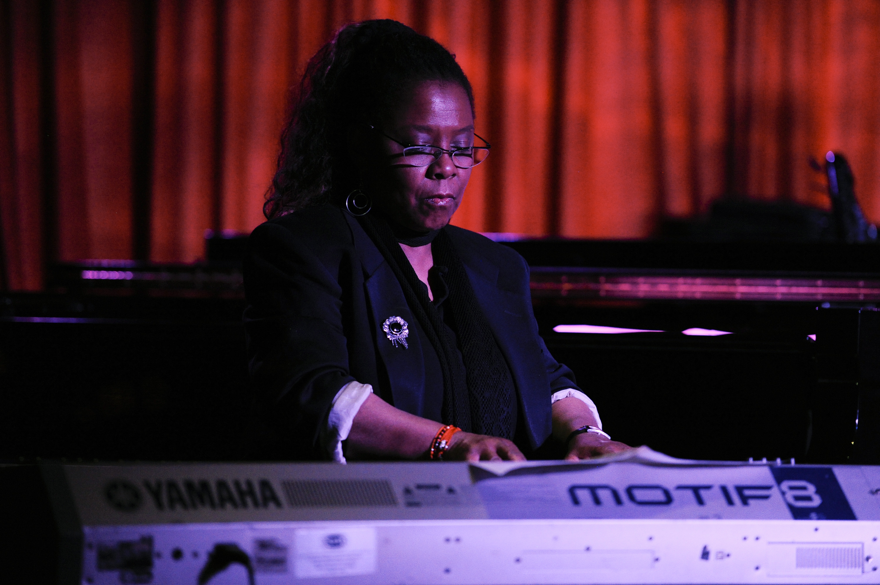 Patrice Rushen on Piano with Kaylene Peoples and Bunny Brunel Dual cd Release
