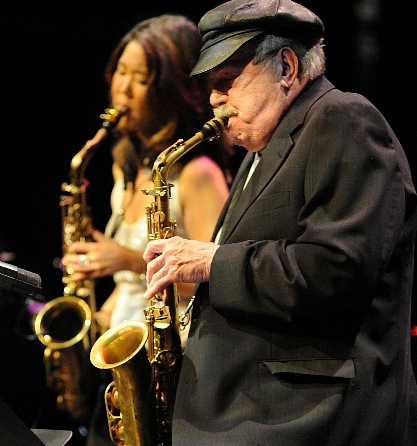 Tickets Moving Fast For May 14 Memorial Concert For Phil Woods In Pittsfield, Mass.
