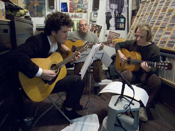 J Granelli Guitar Trio with Brad Shepik and Brandon Seabrook - DMG 2007