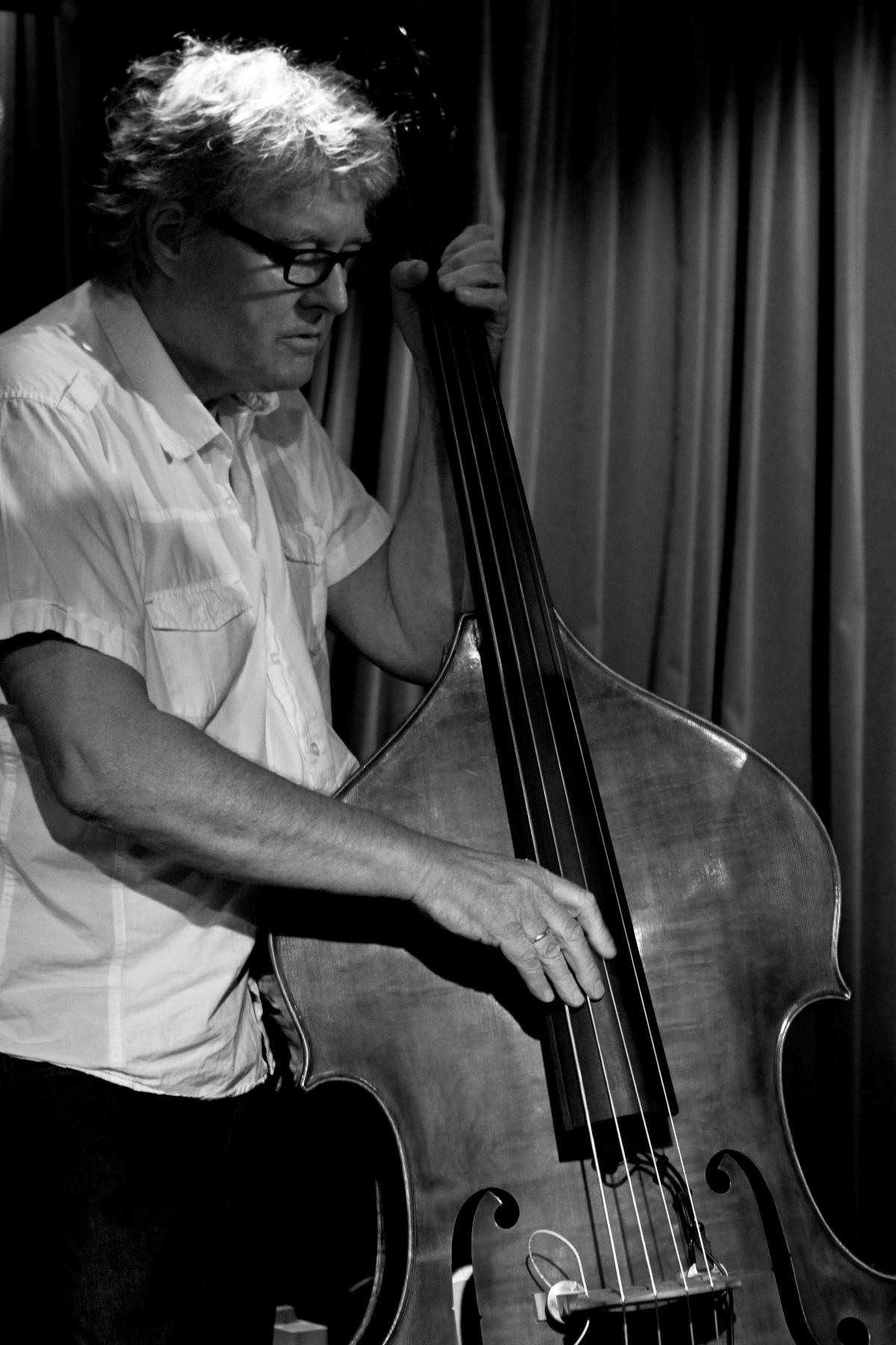 Arild Andersen, Bass on Jazzhus Montmartre, Copenhagen, Denmark