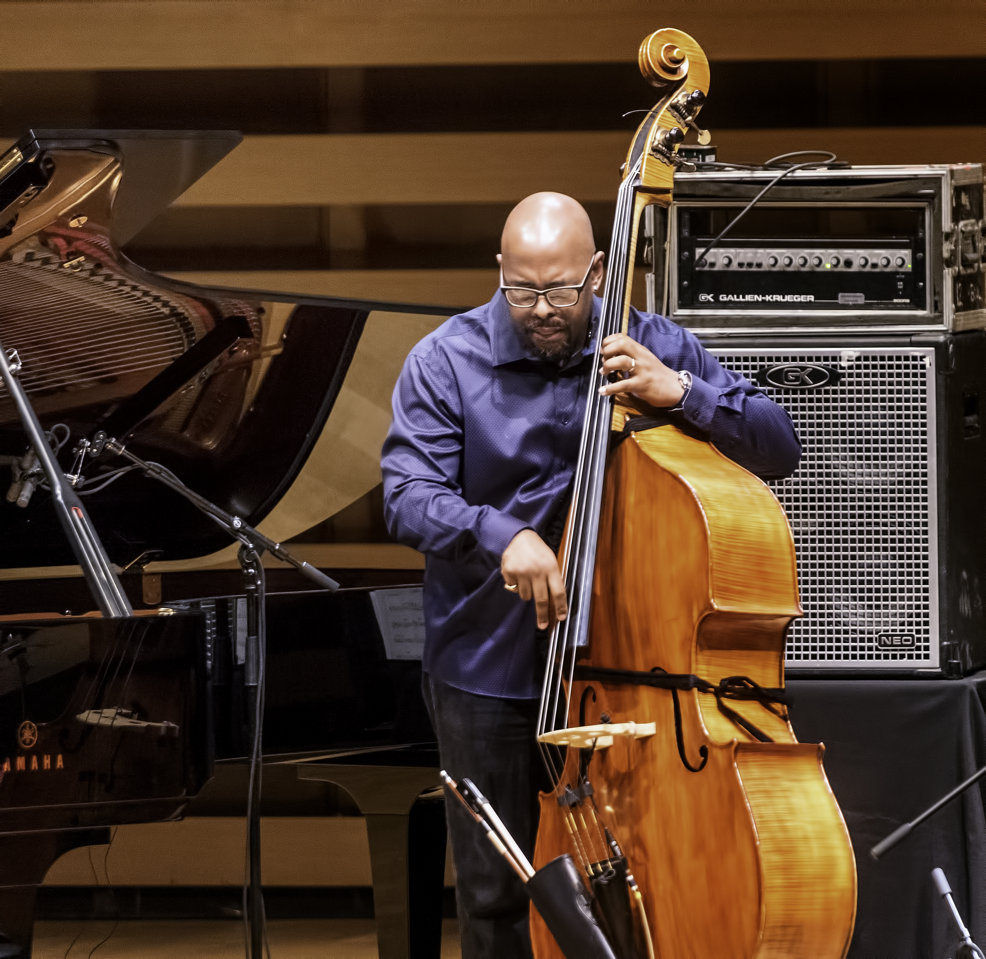 Christian McBride with Chick Corea Trilogy at Koerner Hall In Toronto