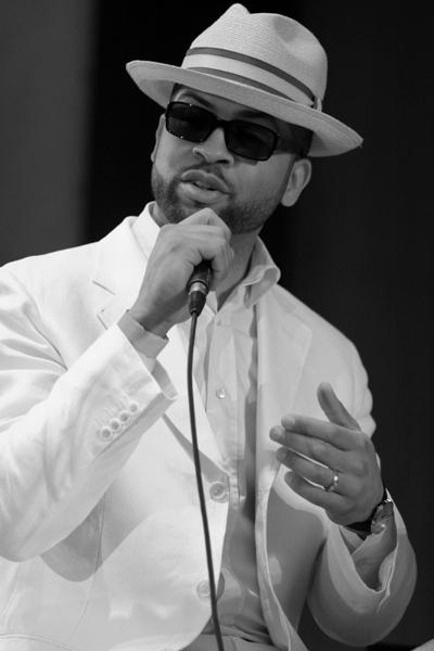 Jason Moran Performs Saturday Night at the Chicago Jazz Fest; Chicago 2006