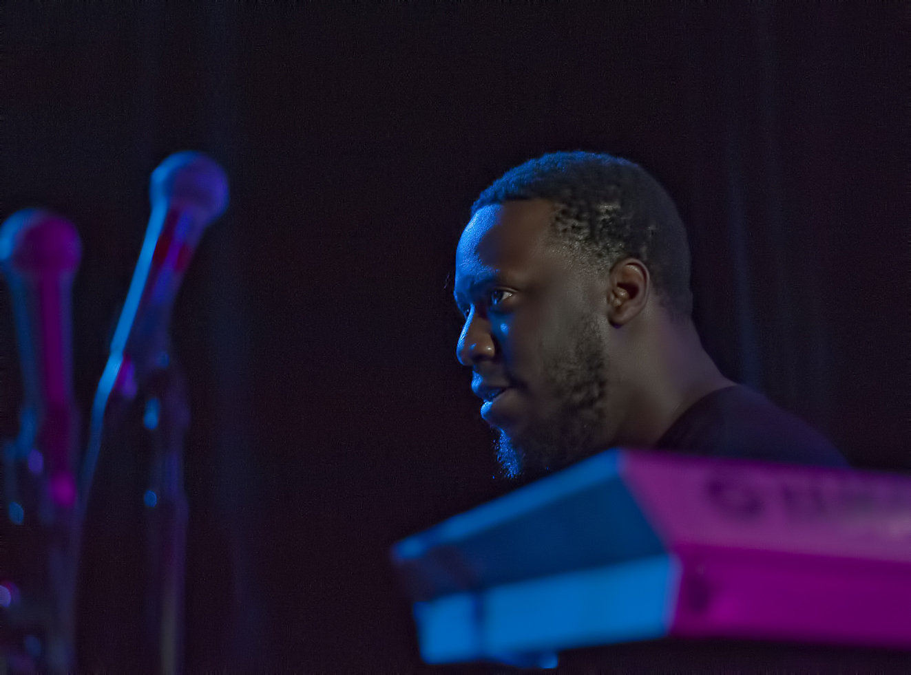 Robert Glasper: Songs in the Key of Life, Harlemstage 12/14/12