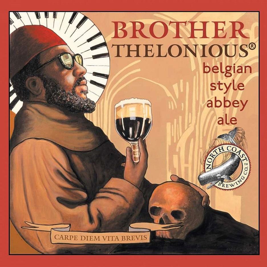 Original Brother Thelonious Label