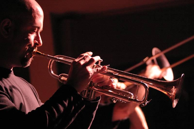 "Flavio Boltro with ""Mirabassi-Boltro Ferris"" at Cully Jazz Festival, Switzerland, 2005"