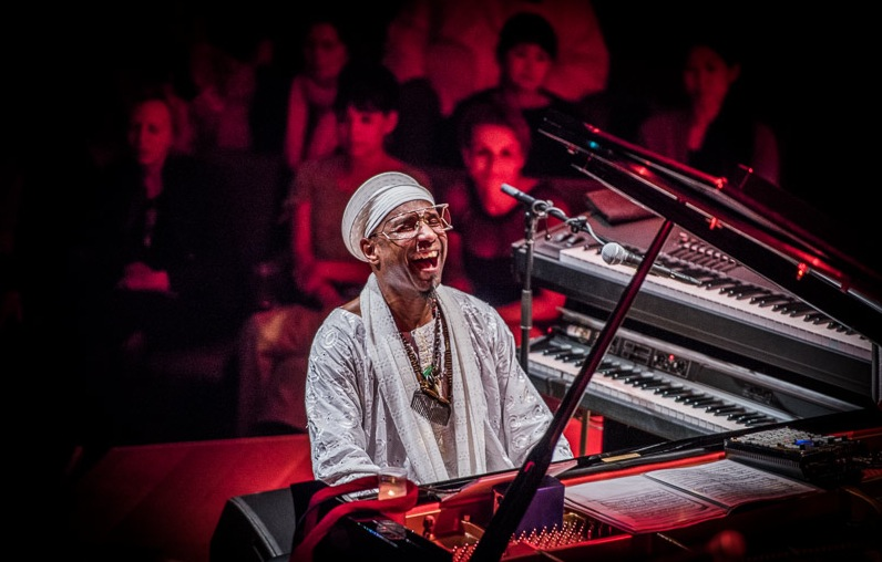 Omar Sosa Residency at SFJAZZ