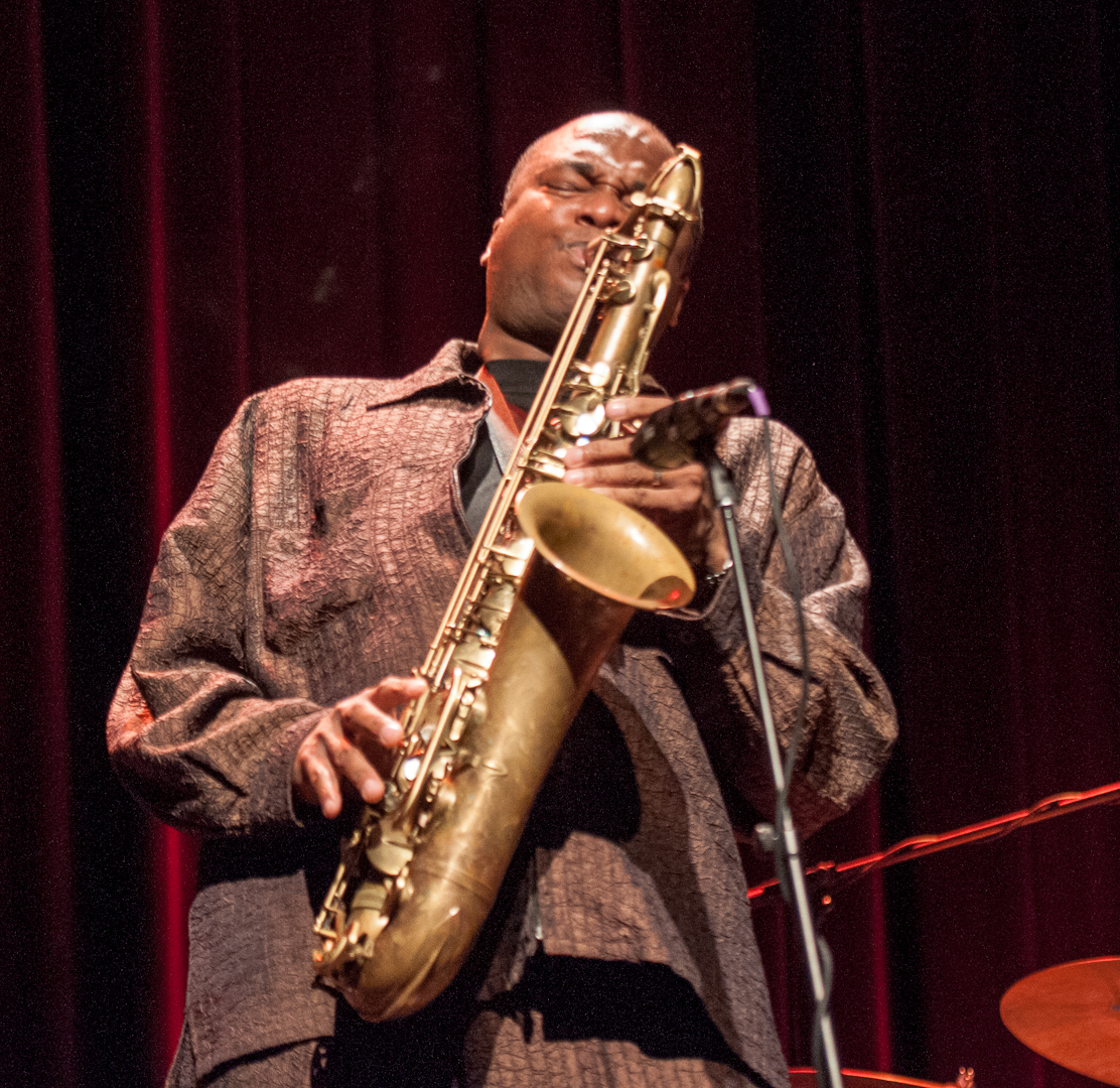 James Carter with Organ Trio at the Montreal International Jazz Festival