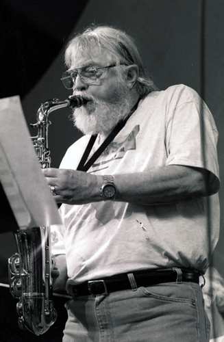 Bud Shank 1082737 Images of Jazz