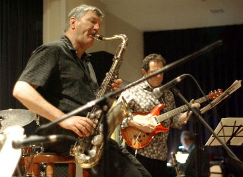Stan Sulzmann, John Parricelli 29612 Images of Jazz