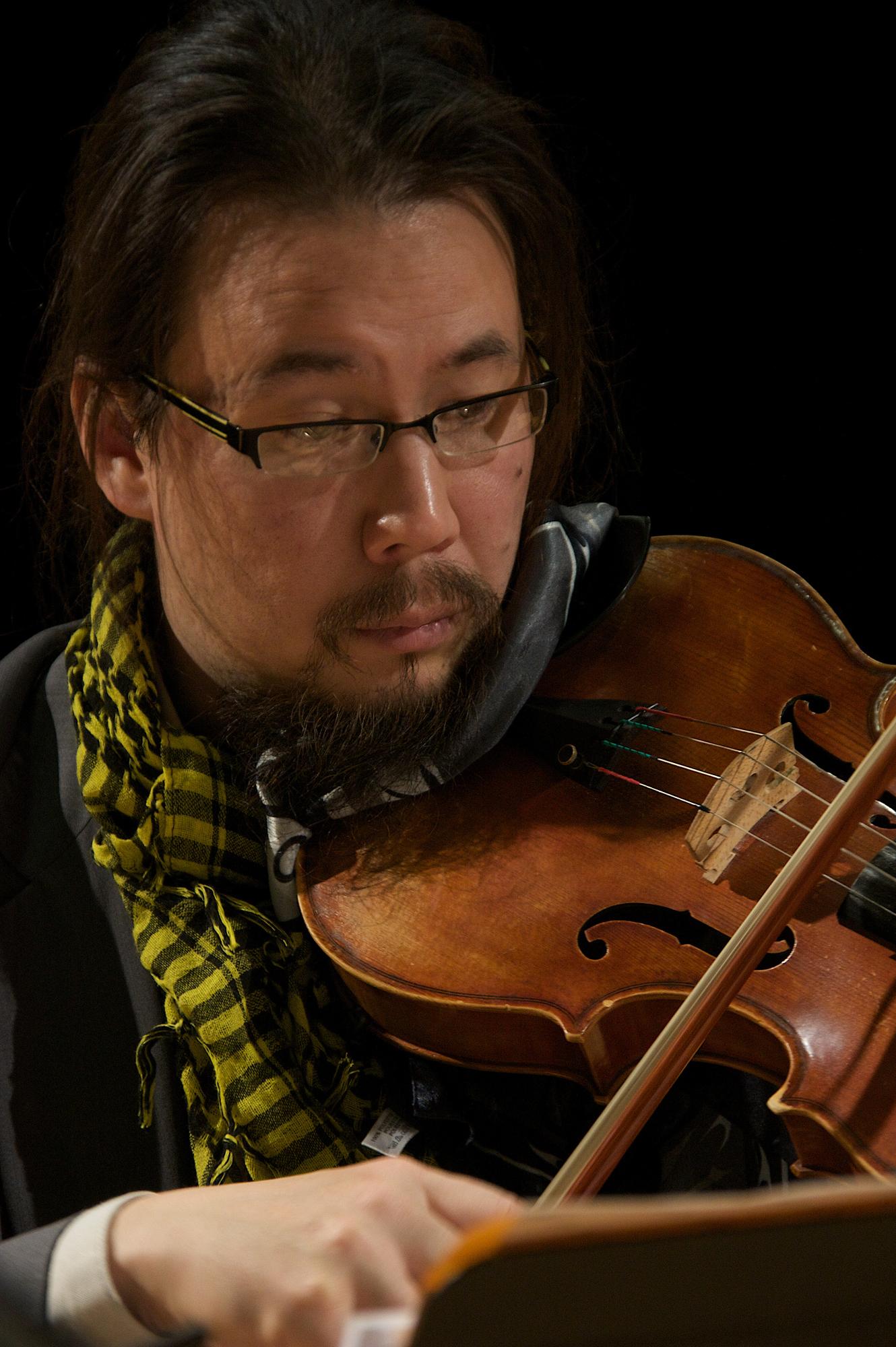 Eyvind Kang