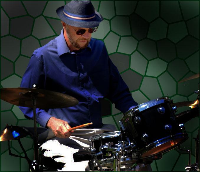 Bob Scott,  jazz drums