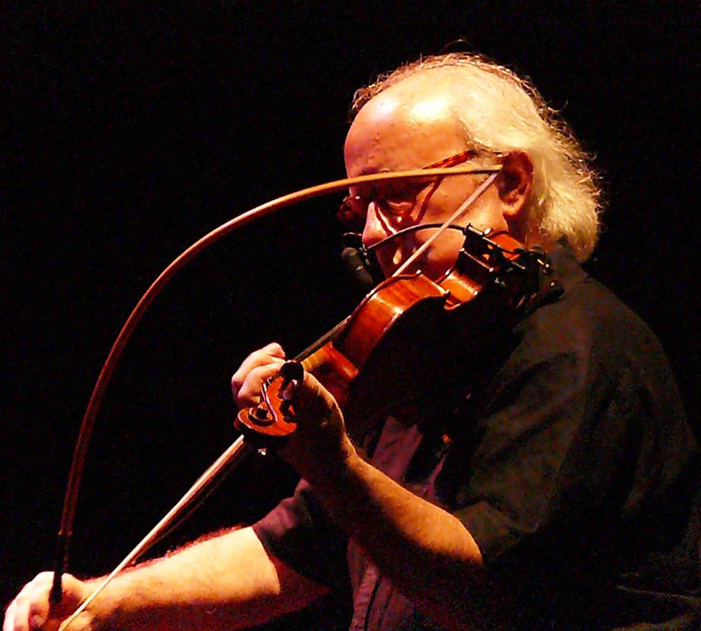 Carlos Zingaro at Jazz Em Agosto Lisbon