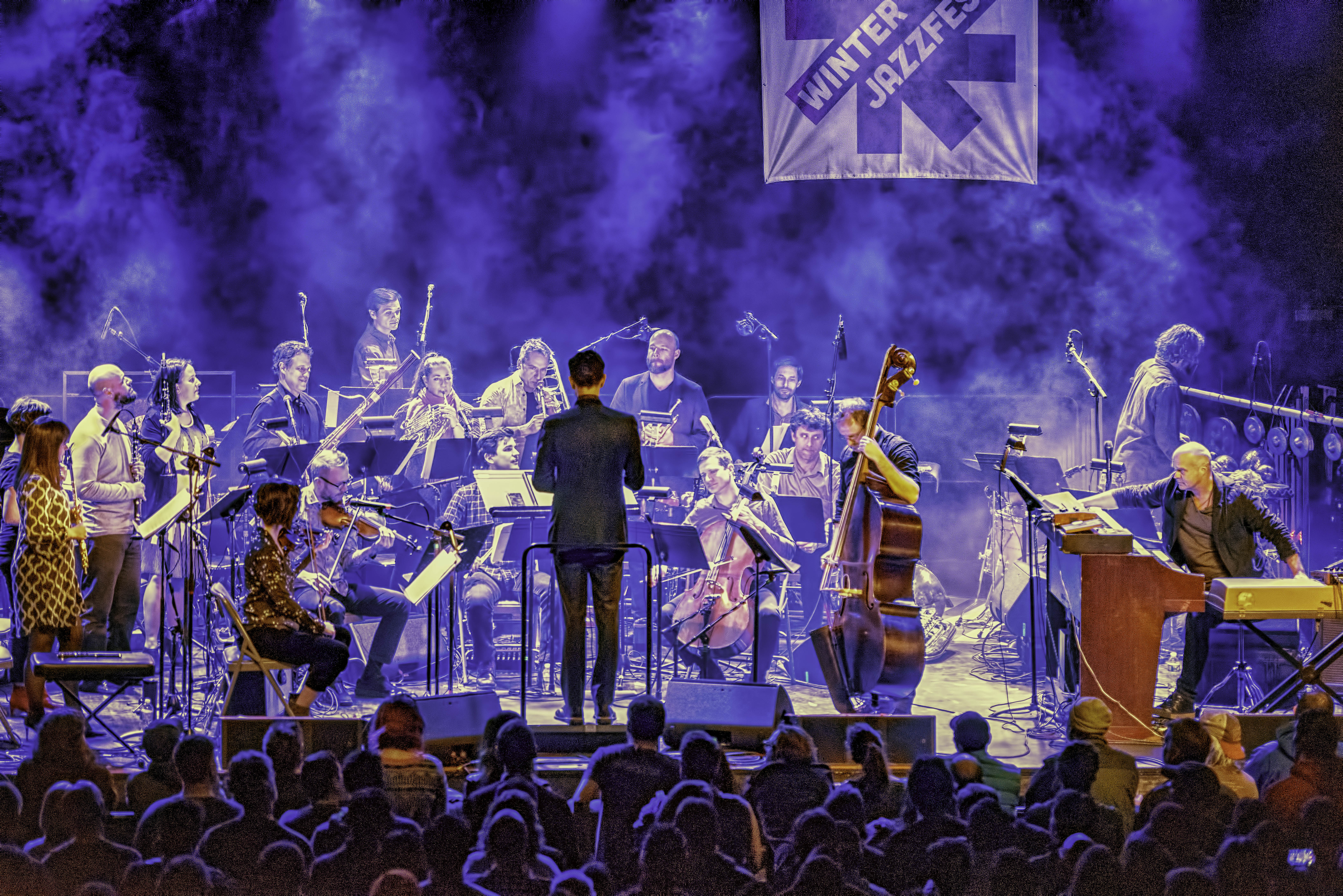 Alarm Will Sound and Medeski, Martin and Wood at the NYC Winter Jazzfest 2019