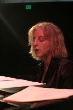 Jane Getz with the Dale Fielder Quartet
