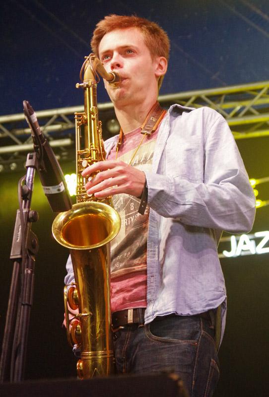 Duncan Eagles, Ollie Howell Quintet