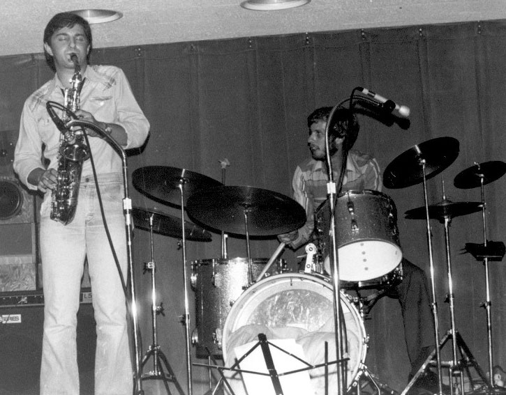The Bill Sargent Trio Featuring Jim Dobernig &Amp; Bill Sargent - Late 1970s