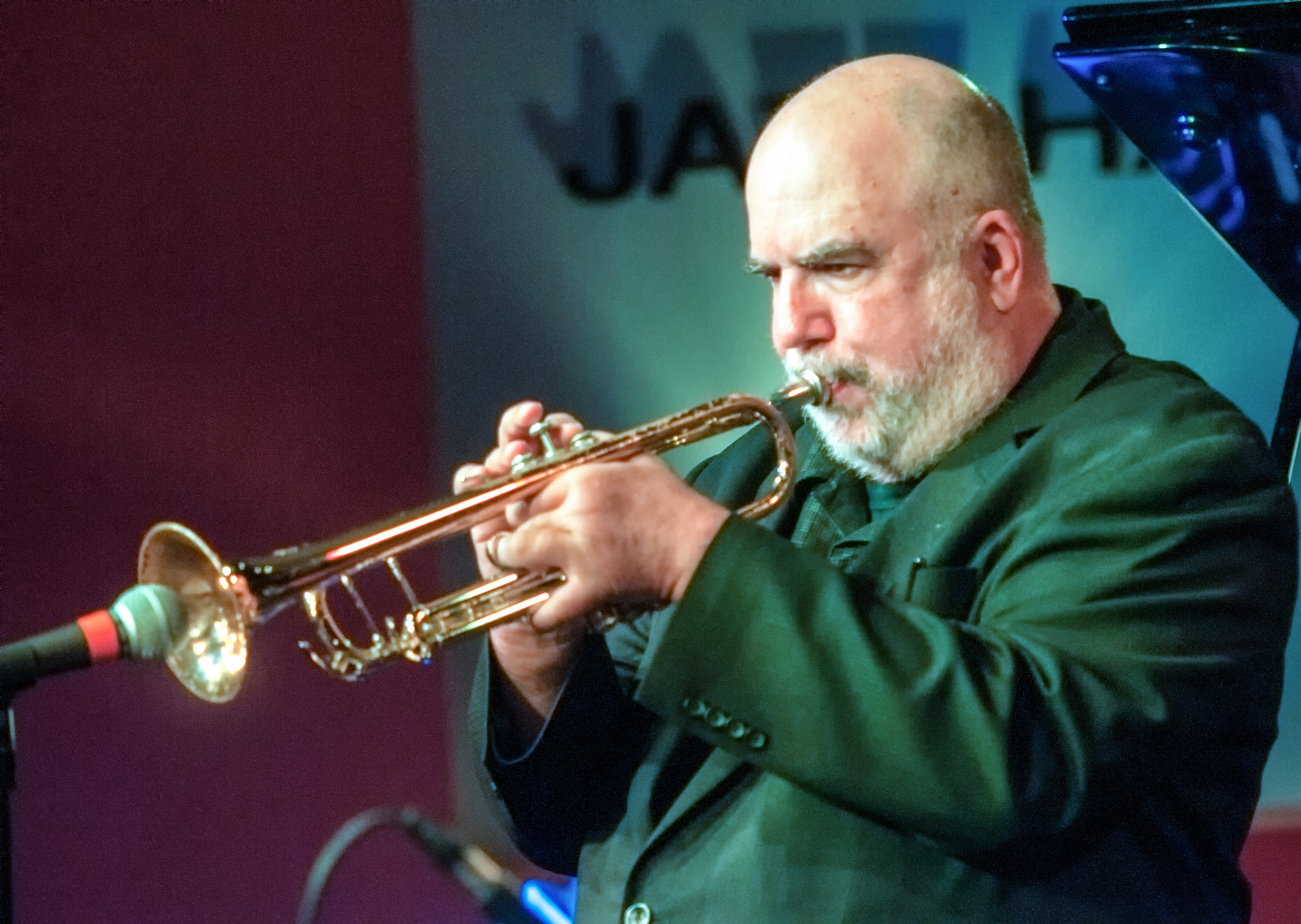 Randy Brecker With The Lewis Nash All Stars At The Nash In Phoenix