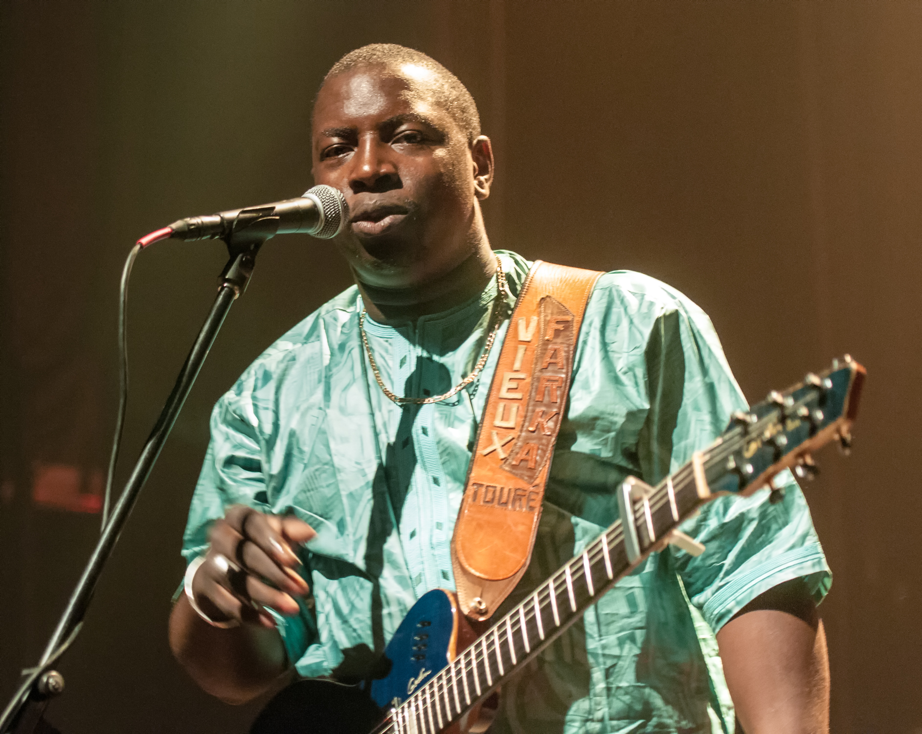 Vieux farka toure at the montreal international jazz festival 2013