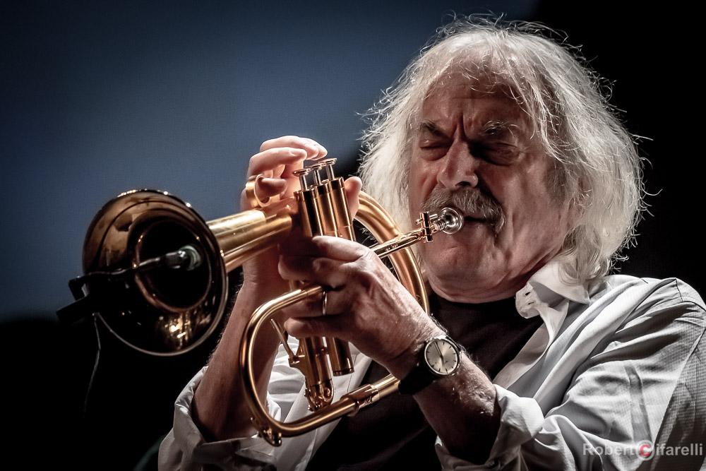 Enrico Rava  Time in jazz 2018