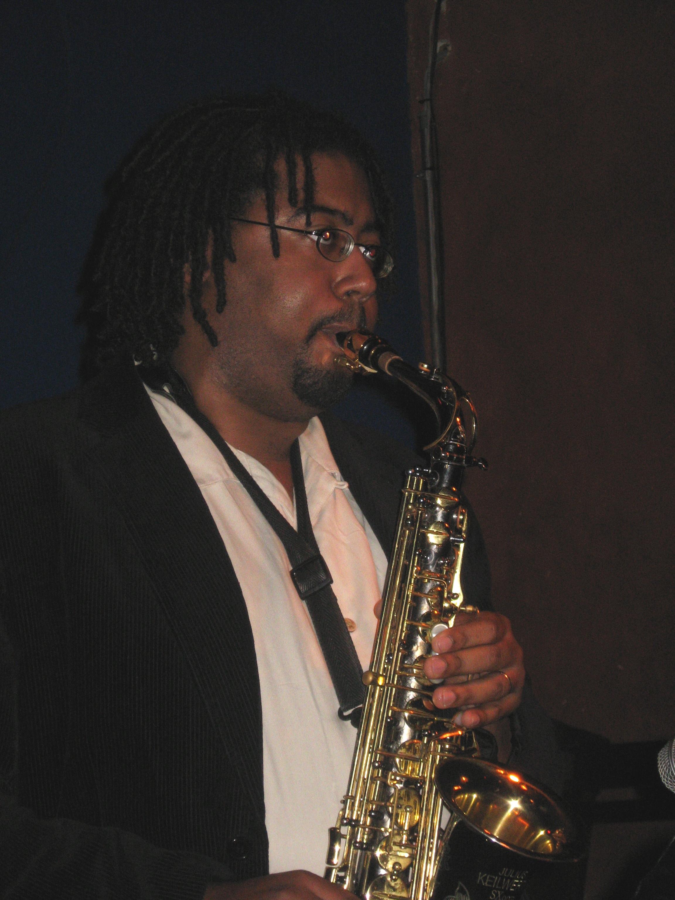 Sean Jones @ Jazz Kitchen Oct 2007