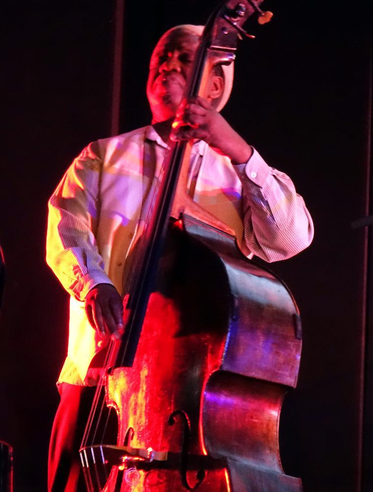 Hilliard Greene at Vision Festival 21