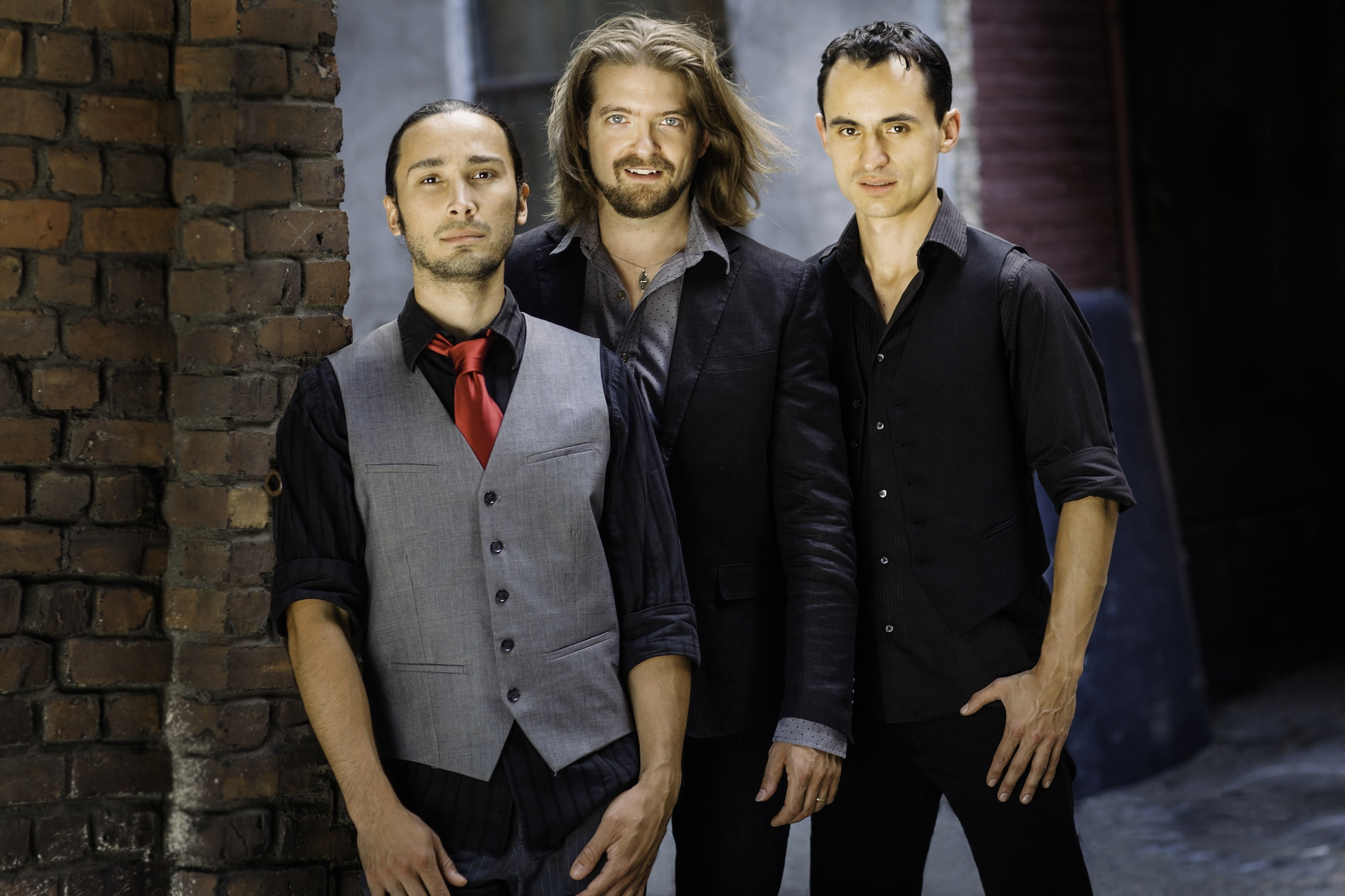 Juanito Pascual and the New Flamenco Trio