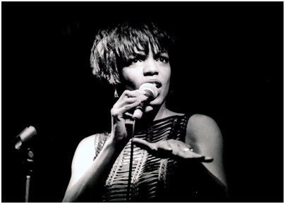 Nnenna Freelon 1081710 Ronnie Scott's, London, 2000 Image of Jazz