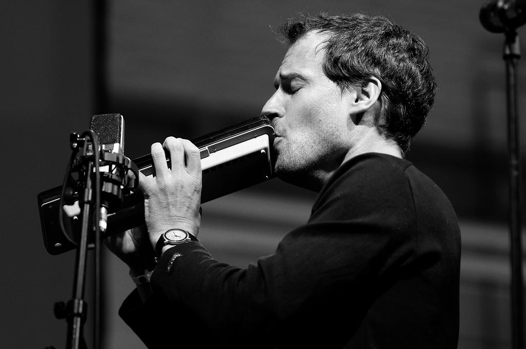 Nils Wogram Nostalgia - Elbjazz 2012