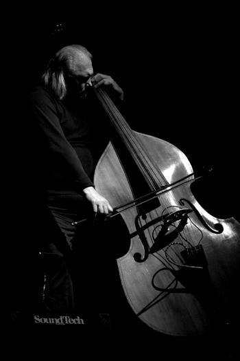 Dominic Duval of Trio X - Gdansk in Nov. 2007