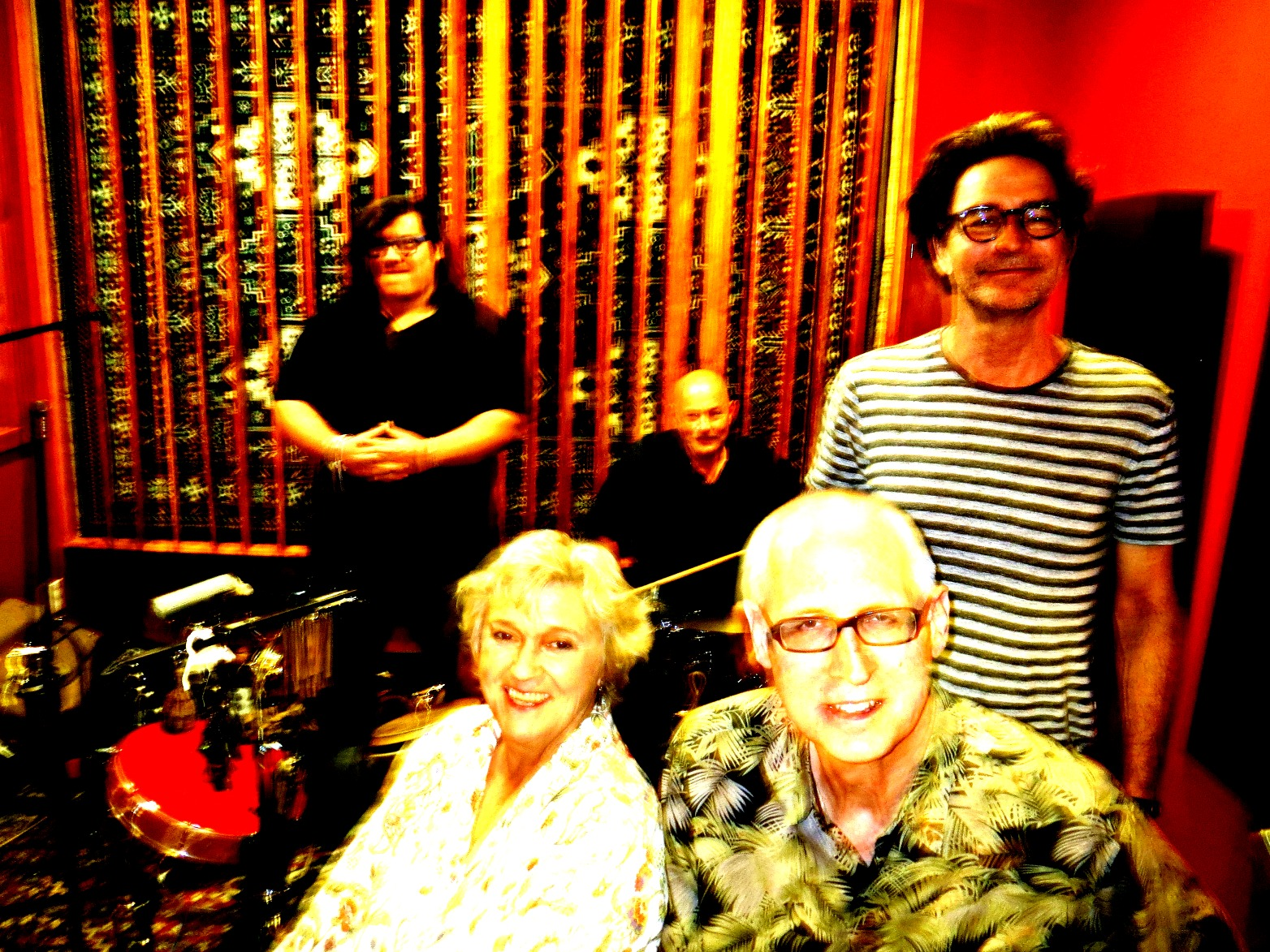 the Susan Krebs Chamber Band ~ Simple Gifts ~ Session