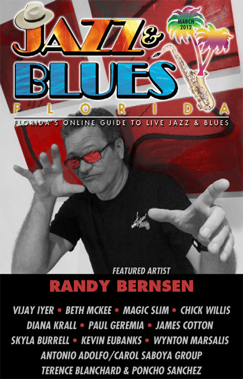 Jazz & Blues Florida March 2012 Online Edition Posted