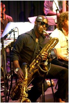 Tony Kofi 20582 Images of Jazz