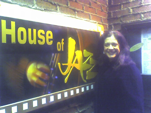 Laurie Dapice Debut's @ the House of Jazz Montreal Quebec