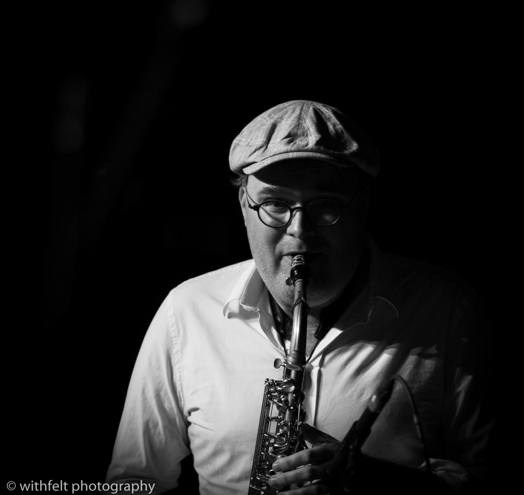 Benjamin Koppel at Summer Jazz 2016 in Copenhagen