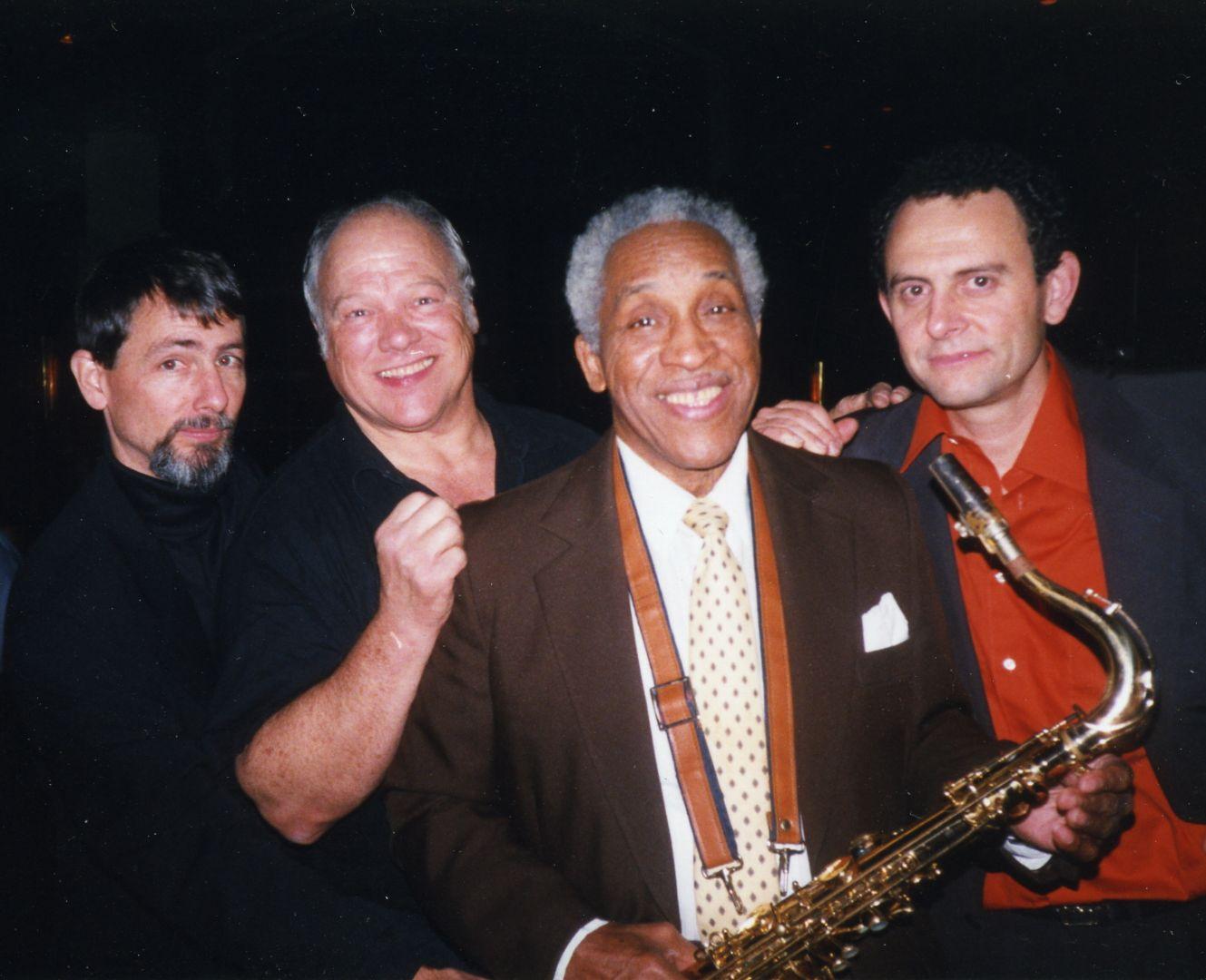 Francesco Crosara Quartet with Von Freeman
