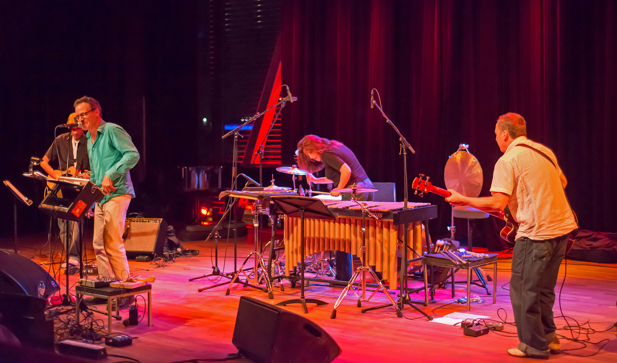 Rubatong at Dutch Jazz & World Meeting 2012