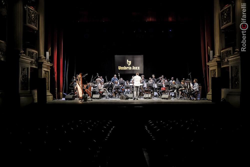 Umbria Jazz Orchestra & Ryan Truesdell, Umbria Jazz 2017