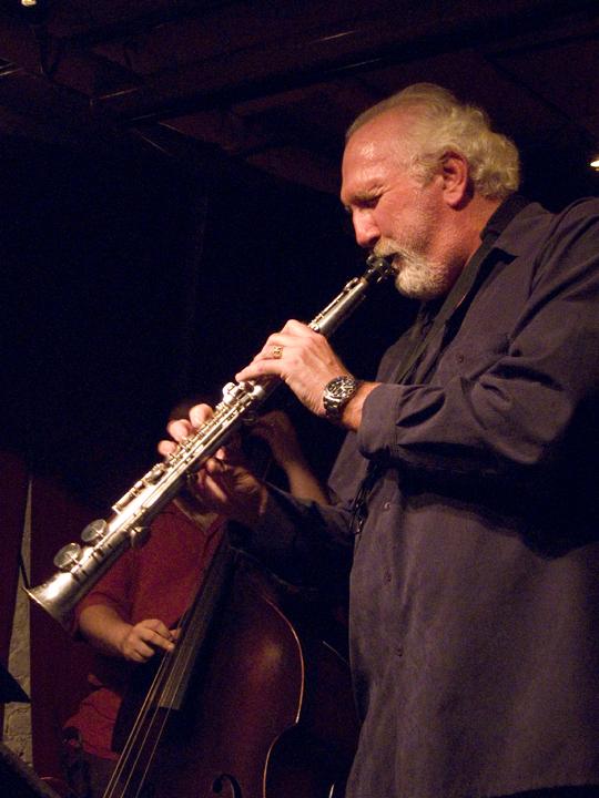 Joe Giardullo (with Language of Swans) - Cornelia St. Cafe 2008