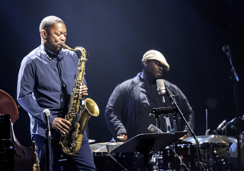 Ravi Coltrane and Johnathan Blake At The Montreal International Jazz Festival 2019