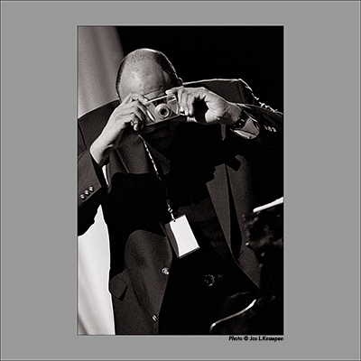 """Kenny Drew Jr., Jazz a Liege, Belgium, May 2002 """"Shooting the Shooter"""""""