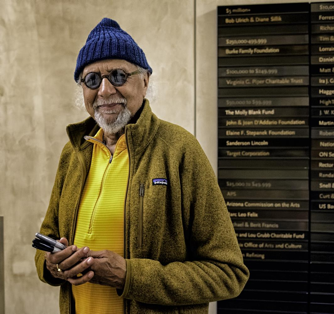 Charles Lloyd With The Marvels At The Musical Instrument Museum (mim)